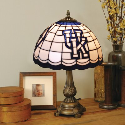 The Memory Company NCAA Tiffany Table Lamp
