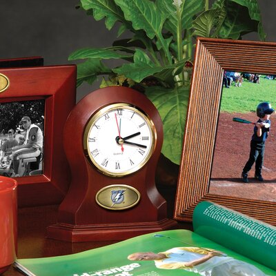 The Memory Company NHL Desk Clock