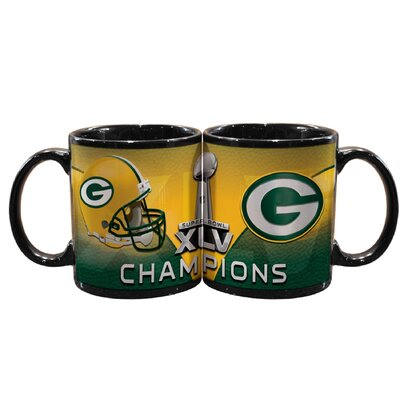 The Memory Company 2011 NFL Super Bowl Championship 11 oz. Mug