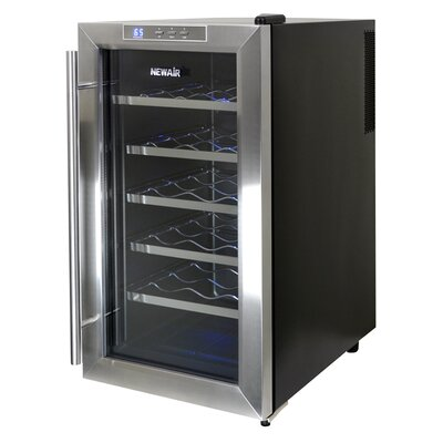 Thermoelectric 18 Bottle Wine Cooler