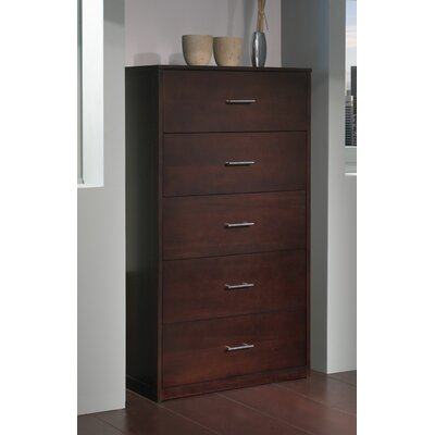 Modus Furniture Modera 5 Drawer Chest