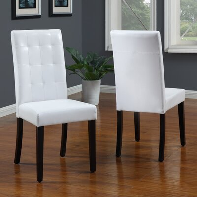 Modus Furniture Urban Seating Parsons Chair (Set of 2)
