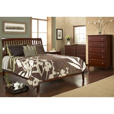 Modus Furniture Newport Slat Bedroom Collection