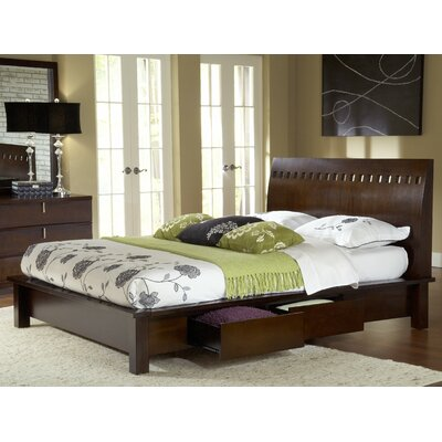 Modus Furniture Veneto Storage Panel Bed