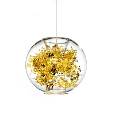 Artecnica Tangle 1 Light Globe Pendant