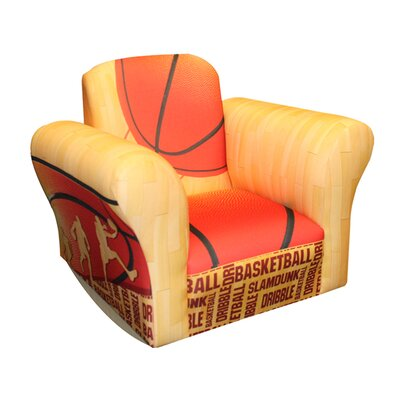 Basketball Slam Dunk Small Standard Rocker