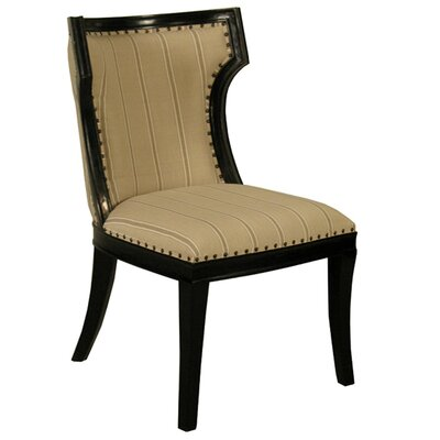 Noir Lago Parsons Chair