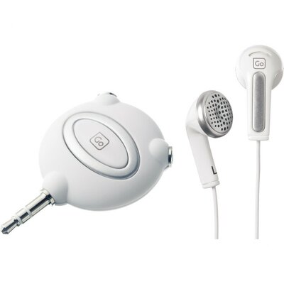 Go Travel Share Ear Phones and Sound Adaptor