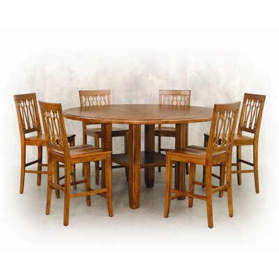 Tuscany 7 Piece Counter Height Dining Set
