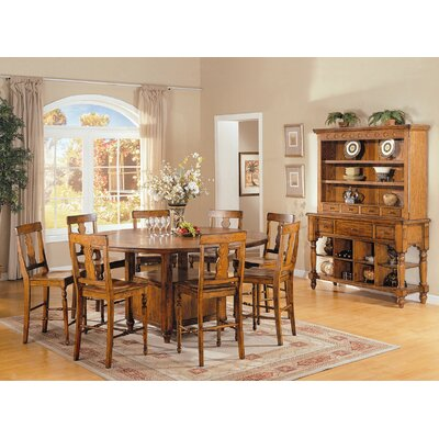 Lifestyle California Tuscany Counter Height Dining Table