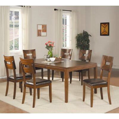 Lifestyle California Palos Verdes 7 Piece Dining Set