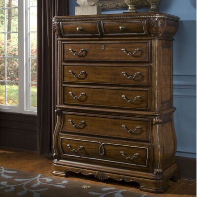 Michael Amini Sovereign 6 Drawer Chest