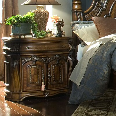 Oppulente 1 Drawer Nightstand