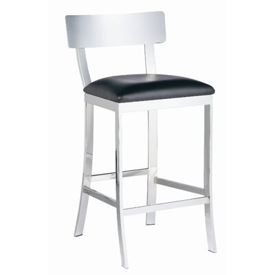 Sunpan Modern Maiden Faux Leather Stool