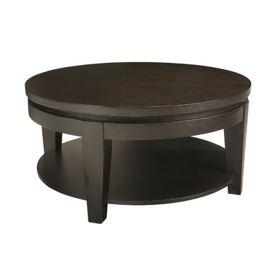Sunpan Modern Asia Coffee Table with Shelf