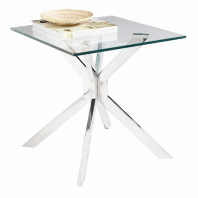 Sunpan Modern Tista End Table