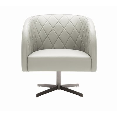 Sunpan Modern Boulevard Leather Armchair