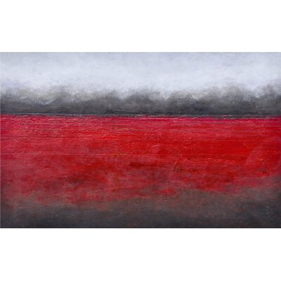 Sunpan Modern Horizon Wall Art