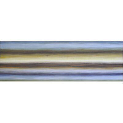 Sunpan Modern Stripes Wall Art