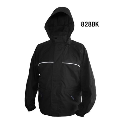 Torrent Hooded Stroller Jacket