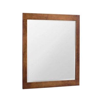 "RSI Home Products Casual 35.5"" x 27.5"" Wall Mirror"