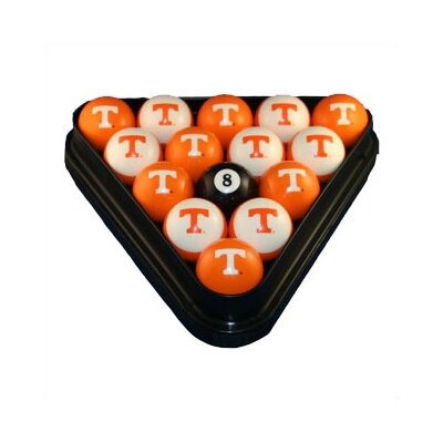 Wave 7 NCAA Pool Ball Set