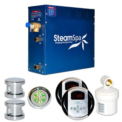 Steam Spa 10.5 KW Royal Steam Generator Package