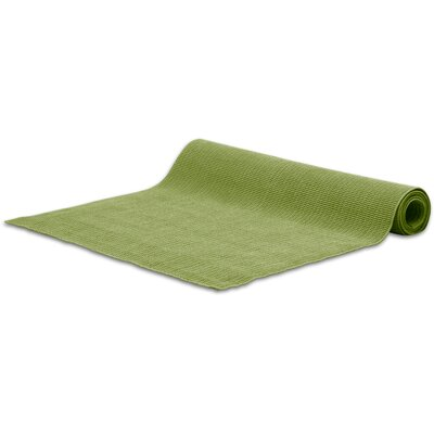 Hot Yoga Mat in Green