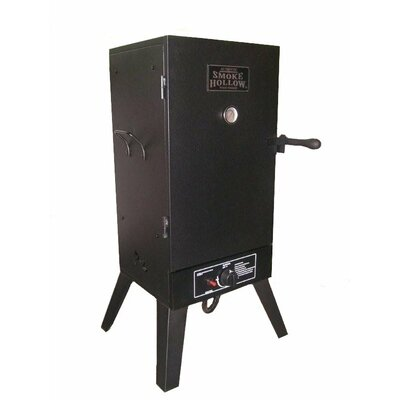 "Outdoor Leisure Products 30"" LP Gas Wood Smoker"