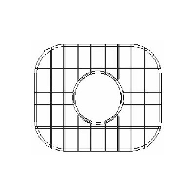 "Empire Industries 27"" x 16"" Sink Grid for Undermount Octagon Single Bowl Kitchen Sink"