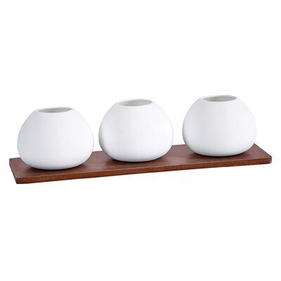 Vita V Home Hotah Multi Orb Vases on Base
