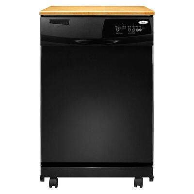 Whirlpool Energy Star Qualified Tall Tub Portable Dishwasher