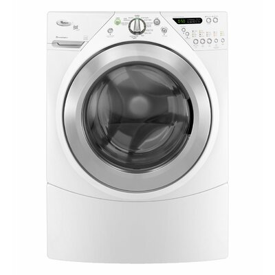 Whirlpool 3.8 cu. ft. Duet Steam Front Load Washer
