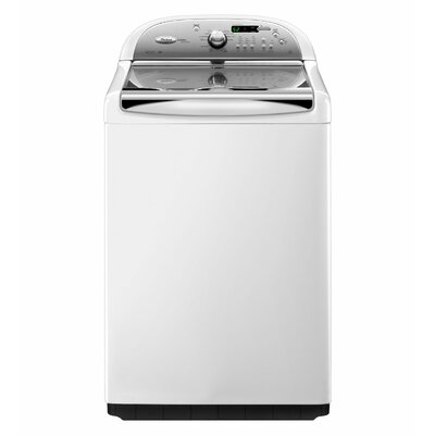 Whirlpool Cabrio Platinum Top Load Washer with Cabrio Platinum High Efficiency Steam Cycle Dryer Set