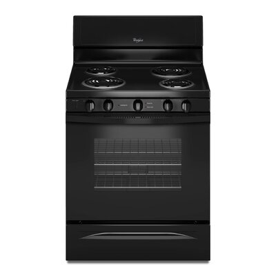 Whirlpool 4.8 cu. ft. ADA Compliant Self-Cleaning Electric Range