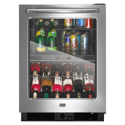 Maytag Dual Temperature Zone Beverage Center