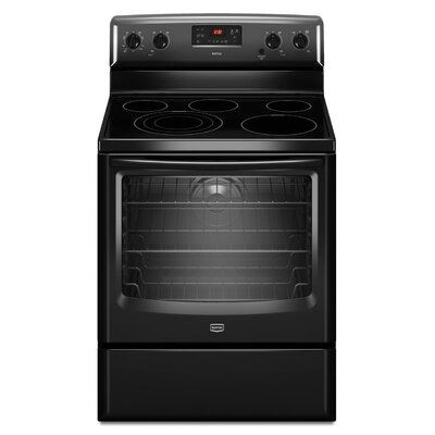 6.2 cu. ft. Triple-Choice and Speed Heat Elements electric Range