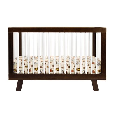 babyletto Hudson 3-in-1 Convertible Crib With Optional Dresser and Changer Tray