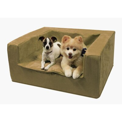 Best Friends By Sheri Luxury Sofa Pet Bed