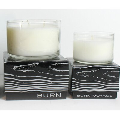 BURN Cassis Nectar Burn Candle
