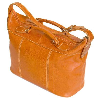 Floto Imports Piana Leather Mini Tote Handbag