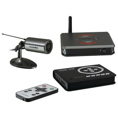 Security Man Outdoor Wireless Camera System Kit