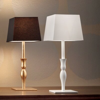 Masiero Slim 1 Light Table Lamp