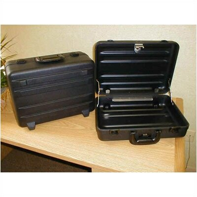 "CH Ellis 9301 Rota-Lux Rotationally Molded Tool Case: 5"" H x 17 3/4"" W x 12 1/2"" D"