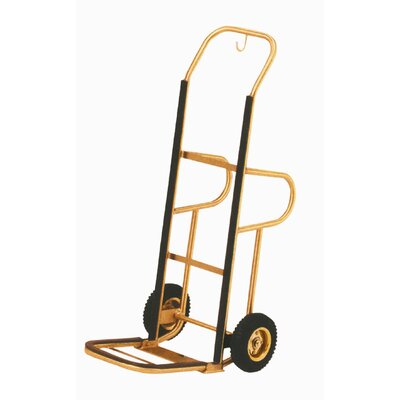 AARCO Bellman's Hand Truck with Pneumatic Wheels