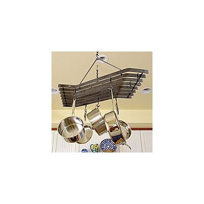 Decor Z Hanging Pot Rack
