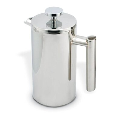 Cuisinox French Press Coffee,1 LTR, Double Walled