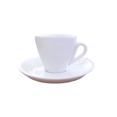 Cuisinox Cappuccino Cup and Saucer (Set of 6)