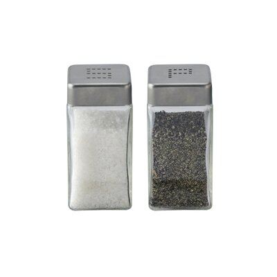 Cuisinox 2 Piece Salt and Pepper Shaker Set