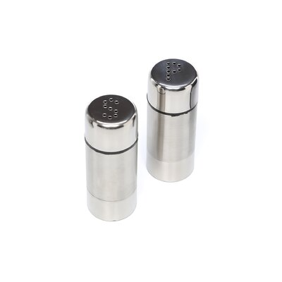 "Cuisinox 2.8"" 2 Piece Salt and Pepper Shaker Set"